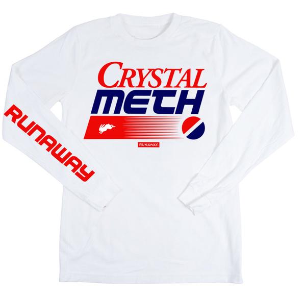 Crystal meth proof