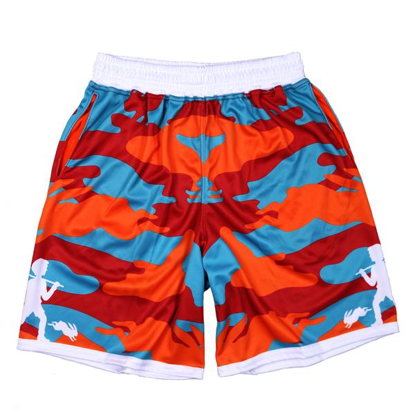 Runaway basketball shorts